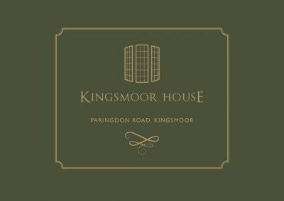Branding - Kingsmooe House logo