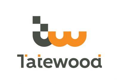 Branding - Tatewood Estate Agents logo