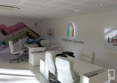 Marketing Suites - Greyfriars Quarter