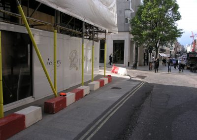 Hoarding - Asprey London