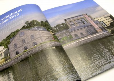 Design - Brochure - Brandon Yard Bristol