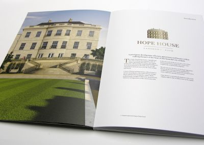 Design - Brochure - Hope House Bath