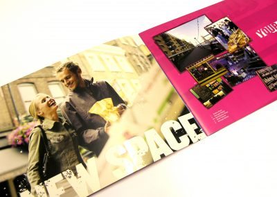 Design - Brochure - Space SE1