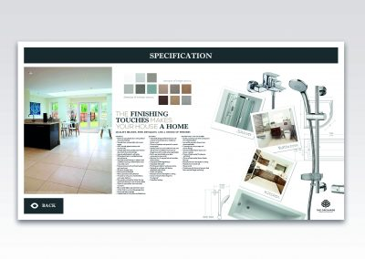 Design - Digital Presentation - The Orchards Edlesborough
