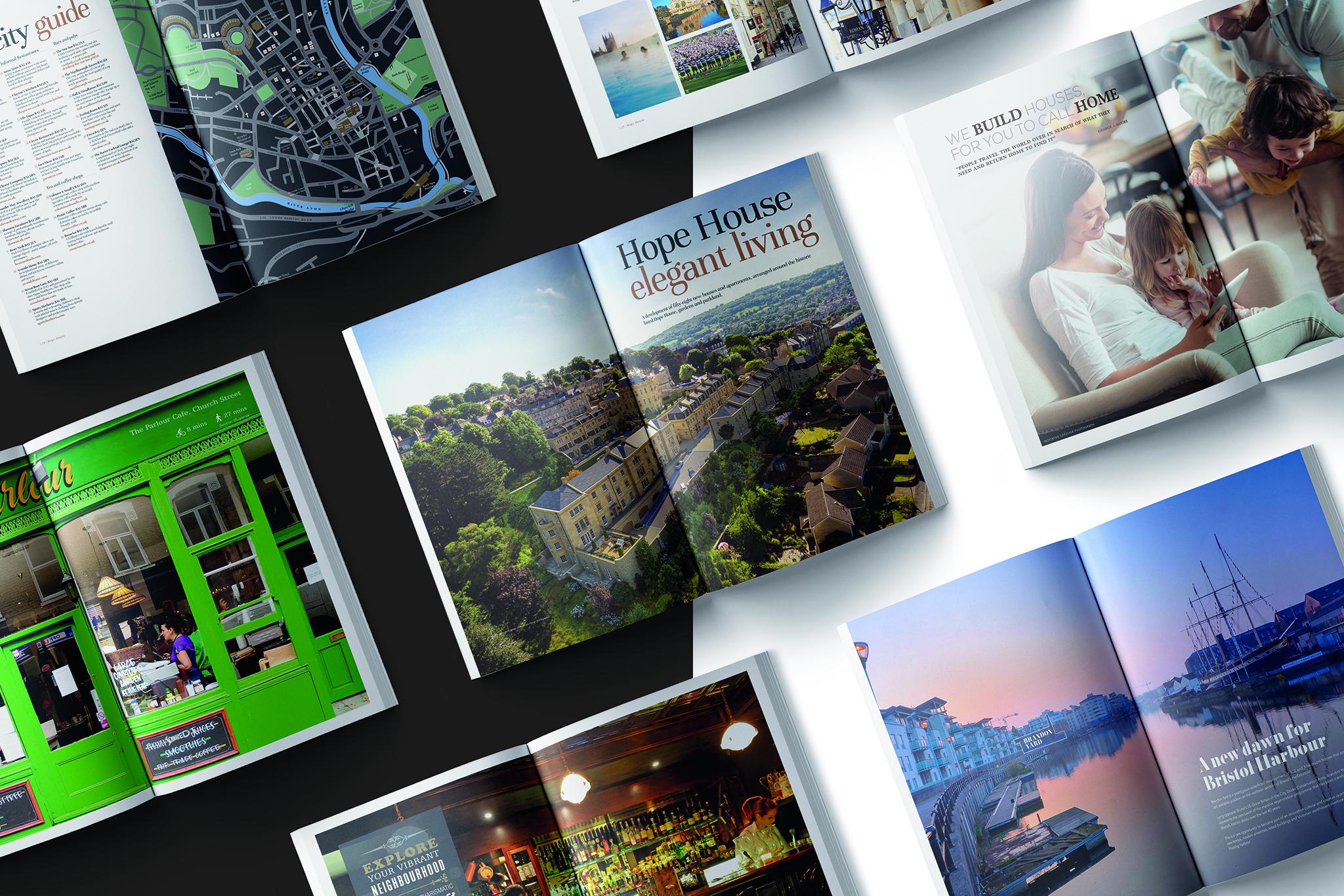 Design - Brochures