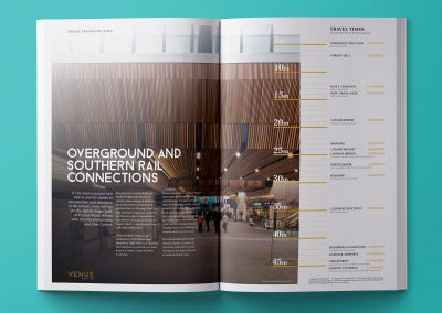 Design - Brochure - Venue