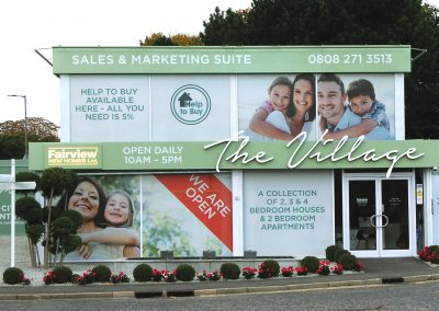 Marketing Suite - The Village
