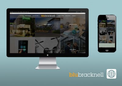 Digital Marketing - Website - BluBracknell
