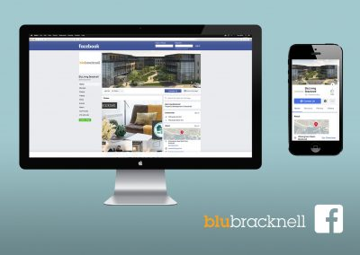 Digital Marketing - Social Marketing - Facebook - Blu Bracknell
