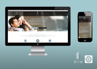 Digital Marketing - Website - BYM