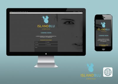 Digital Marketing - Website - IslandBlu
