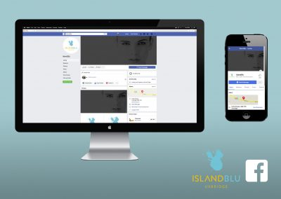 Digital Marketing - Social Marketing - Facebook - IslandBlu