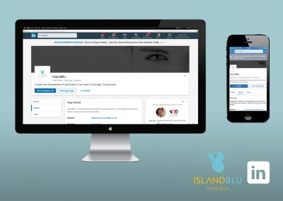Digital Marketing - Social Media - LinkedIn - IslandBlu