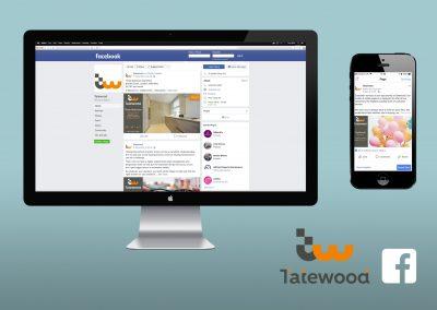 Digital Marketing - Social Marketing - Facebook - Tatewood