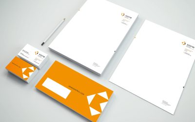 New Branding Solution for Construction Firm Xone Kontrol
